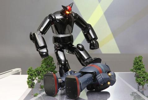 робот агрессор