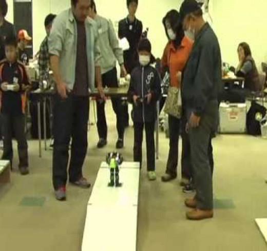 Роботы продолжают осваивать наши виды спорта