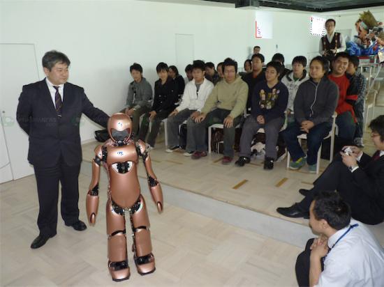 Humaoid_Robot_002