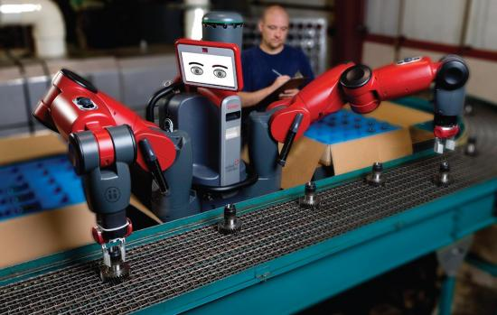 RethinkRobotics-Baxter