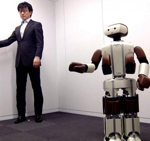 Asratec ASRA C1 — новый гуманоид от SoftBank