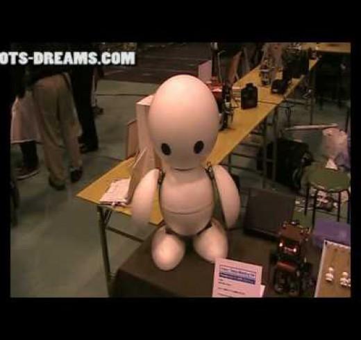 Роботы своими руками (Видео с MAKE 2009)