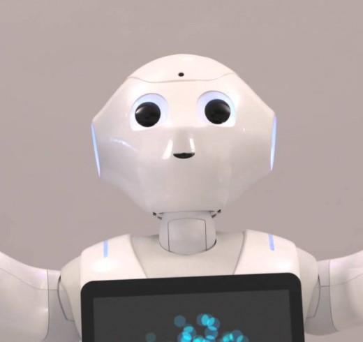 Новый робот Pepper  понимает эмоции и обучается через облака