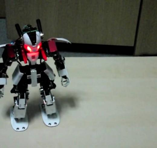 Робот Accel от RobotBaka's
