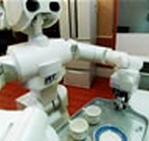 Роботы для дома, наше время, год 2009
