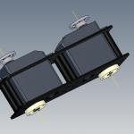two-servo-mount