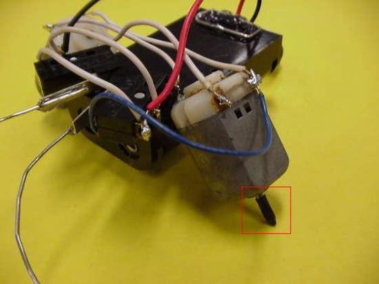 Как создать моторчик в домашних условиях