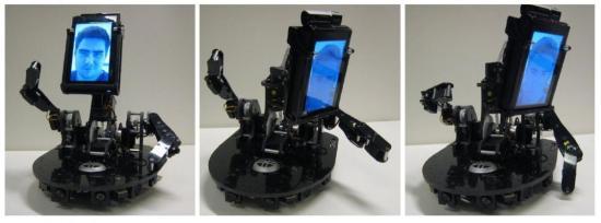 MeBot_Robot_Gestures