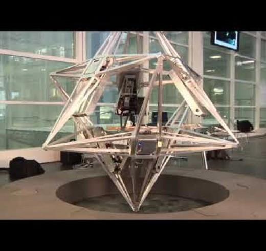 Балансирующий робот куб