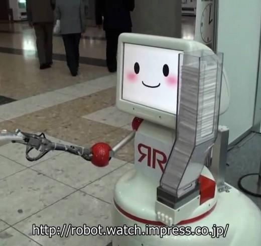 Mospeng-kun – робот для BTL маркетинга