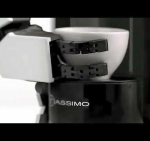Робот – кофеварка от Bosh