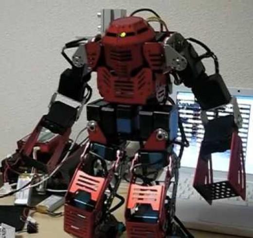 Робот IGNIS