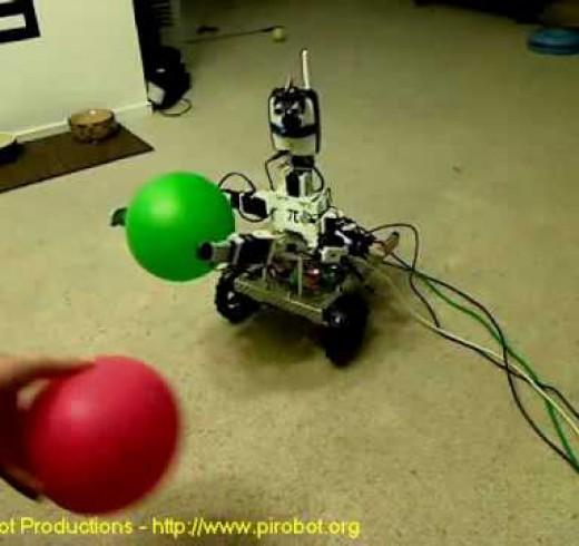 Робот Пеппи (Peppy) – кейс для любителей среднего уровня