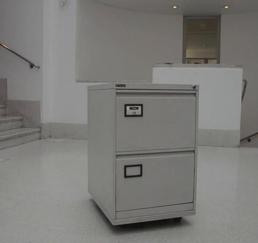 Робот-шкаф будет ходить и собирать за вами информацию всю жизнь