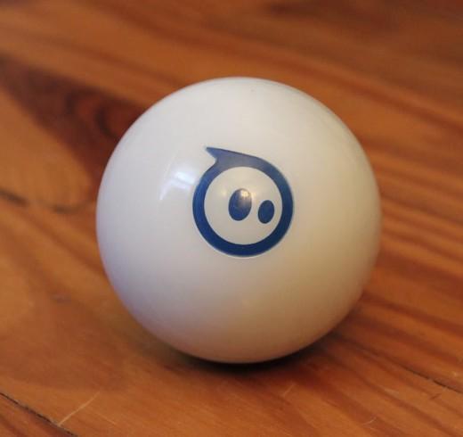 Sphero – роботизированные мерцающие шары, управляемые с iPhone