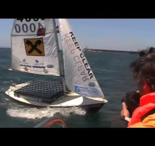 World Robotic Sailing Championship