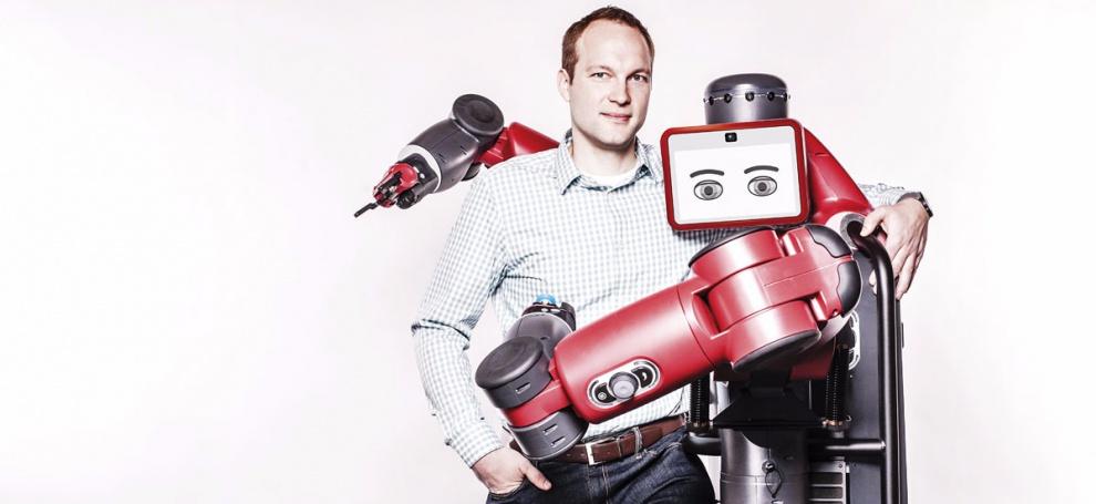 Baxter робот